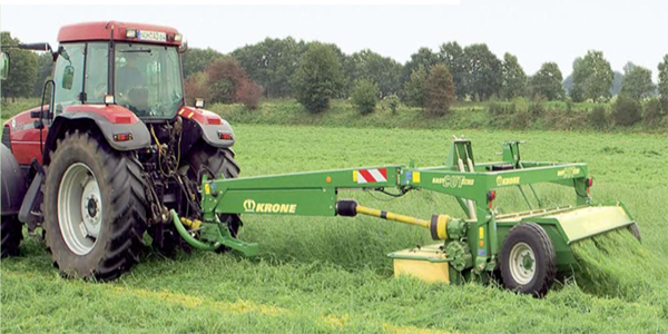 EasyCut Trailed Disc Mowers