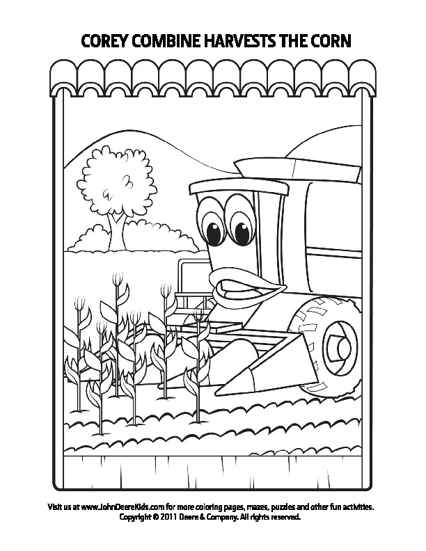 Coloring Pages Bramlett Implement